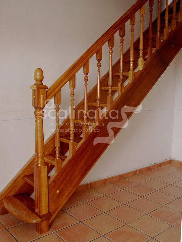 Escaleras de madera rusticas free como hacer una escalera for Escaleras de madera rusticas